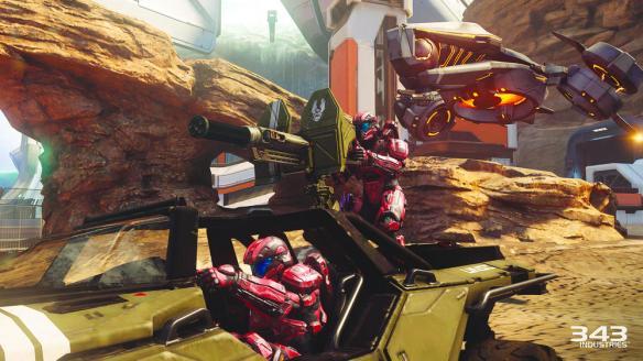 Halo 5 Warzone